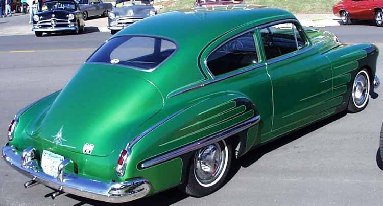 Oldsmobile 1948 - 1954 custom & mild custom Hal06510