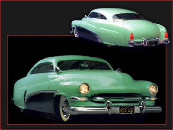 Mercury 1949 - 51  custom & mild custom galerie Hiroha11