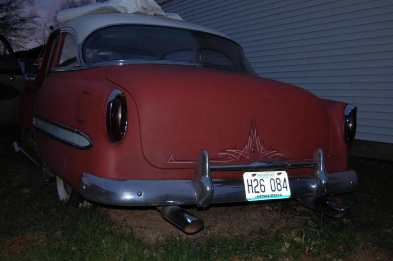 Chevy 1953 - 1954 custom & mild custom galerie I-110