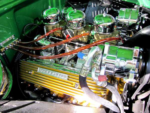 Oldsmobile 1948 - 1954 custom & mild custom Idesho13