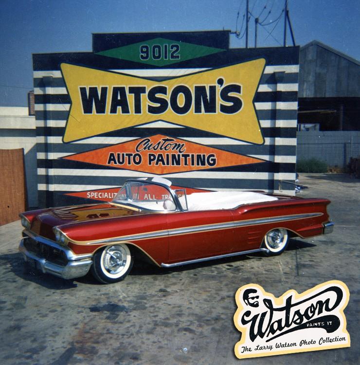 Photos d'époques de Larry Watson Img03810