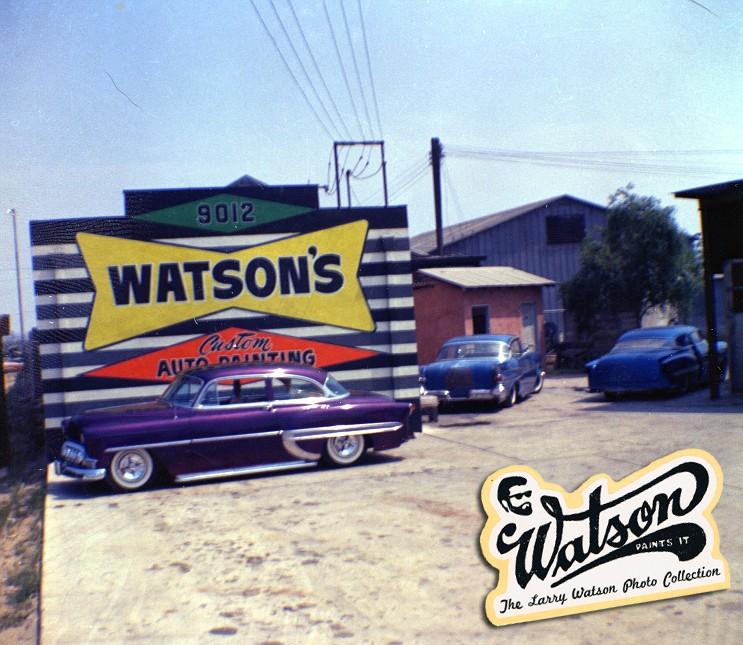 Photos d'époques de Larry Watson Img36110