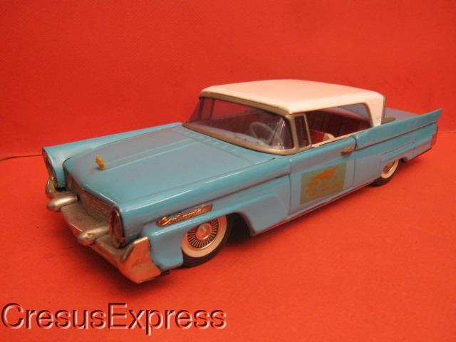 us car -  tôle - Tin Toys -  1950's & 1960's Img_3610