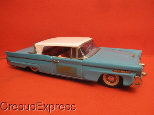 us car -  tôle - Tin Toys -  1950's & 1960's Img_3611