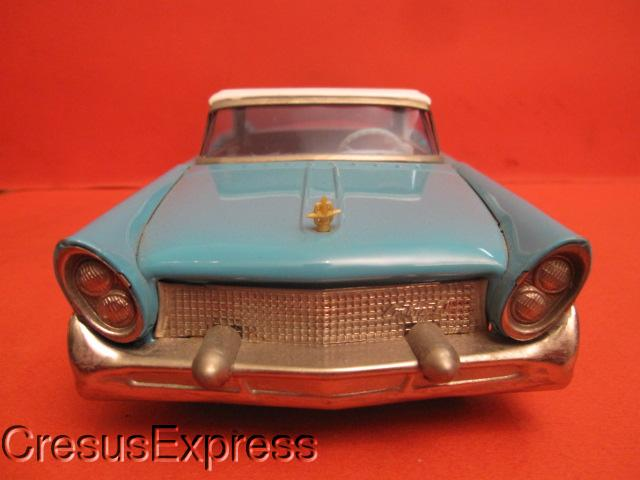 us car -  tôle - Tin Toys -  1950's & 1960's Img_3612