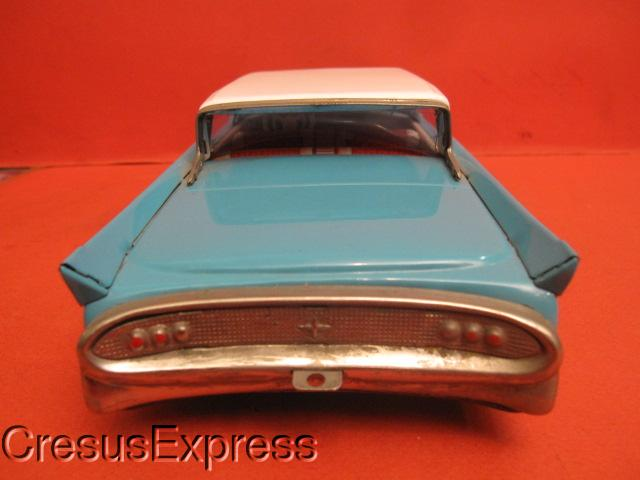 us car -  tôle - Tin Toys -  1950's & 1960's Img_3613