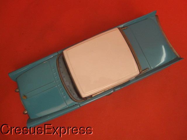 us car -  tôle - Tin Toys -  1950's & 1960's Img_3614