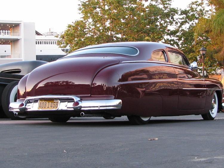 Mercury 1949 - 51  custom & mild custom galerie Inkiro10