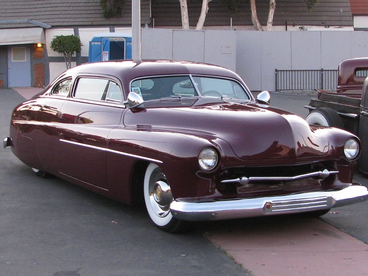 Mercury 1949 - 51  custom & mild custom galerie Inkiro11