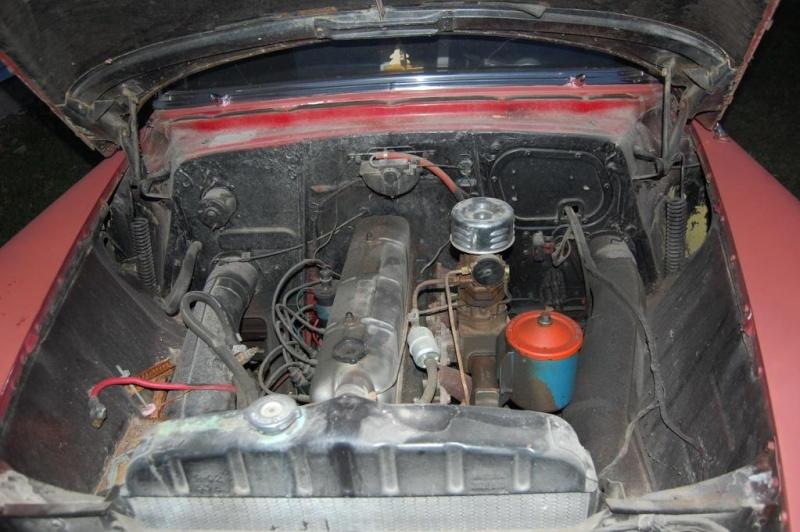 Chevy 1953 - 1954 custom & mild custom galerie K-210