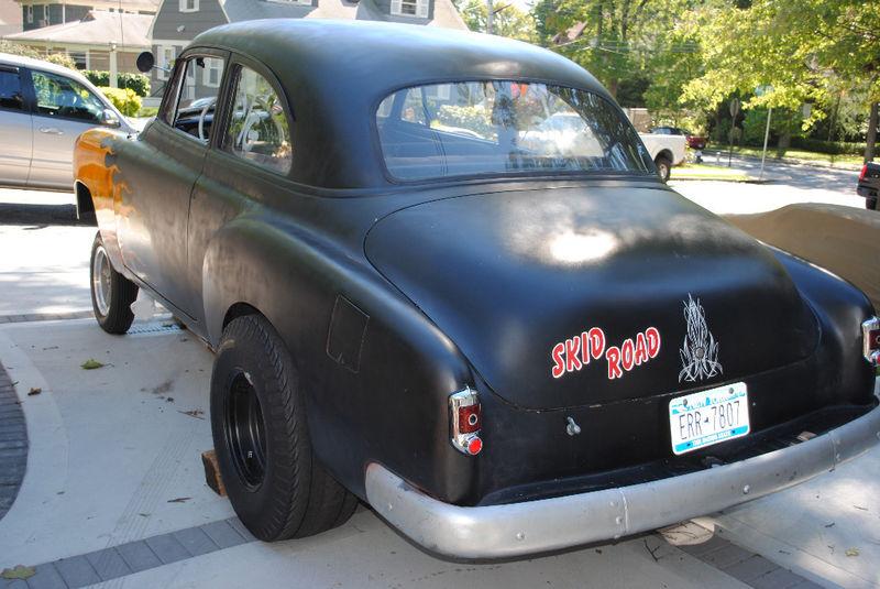 1950's GM Gasser Kgrhqf10