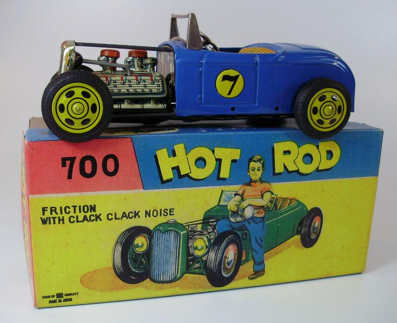 Hot Rod Tôle Bandai - 1950's Kgrhqf20