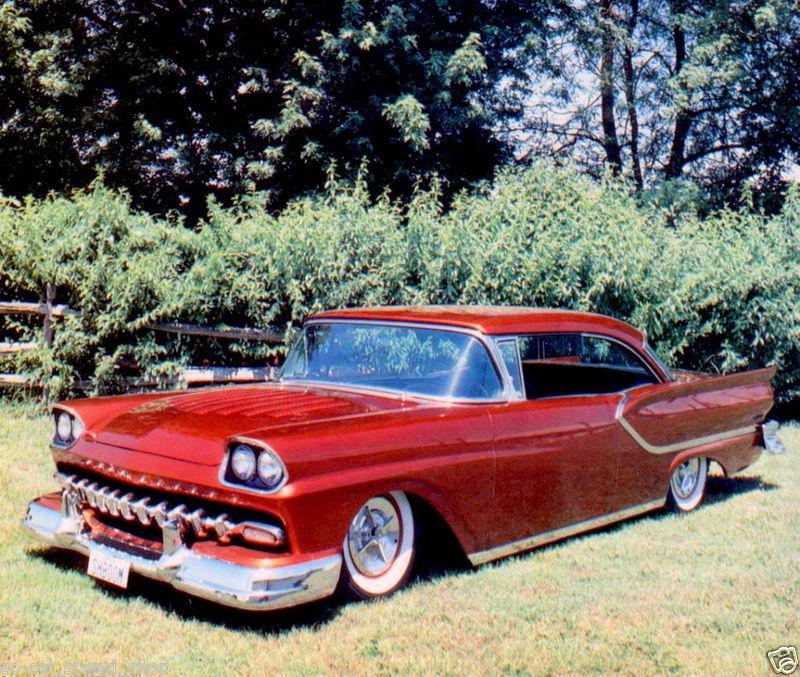 Ford 1957 & 1958 custom & mild custom  Kgrhqf38