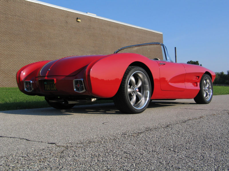 Chevrolet Corvette Customs & mild customs Kgrhqj24