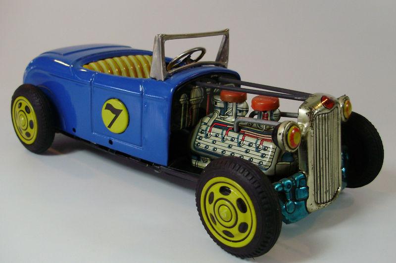 Hot Rod Tôle Bandai - 1950's Kgrhqn26