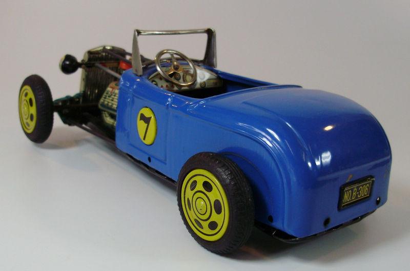 Hot Rod Tôle Bandai - 1950's Kgrhqn27