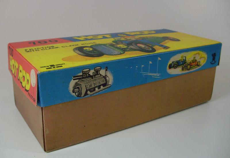 Hot Rod Tôle Bandai - 1950's Kgrhqr24