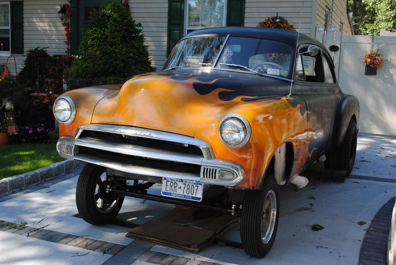 1950's GM Gasser Kgrhqv10