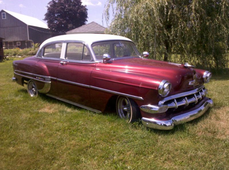 Chevy 1953 - 1954 custom & mild custom galerie Kgrhqv41