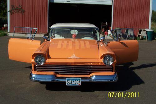 Ford 1957 & 1958 custom & mild custom  Kgrhqy22