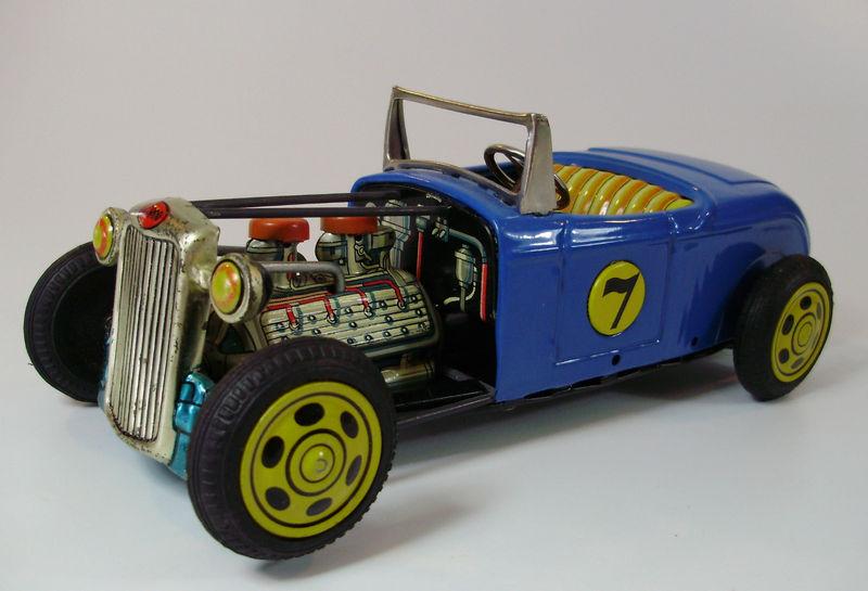 Hot Rod Tôle Bandai - 1950's Kgrhqz20