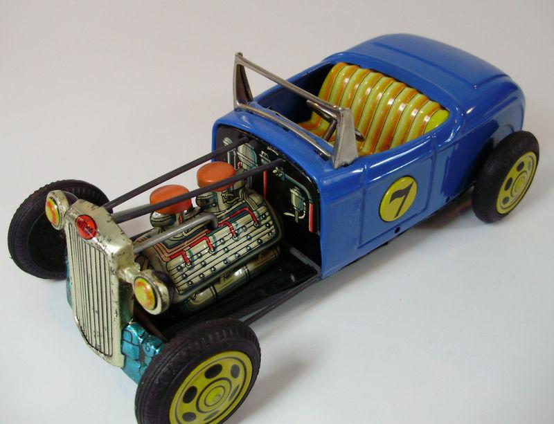 Hot Rod Tôle Bandai - 1950's Kgrhqz21