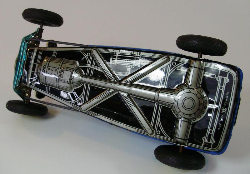 Hot Rod Tôle Bandai - 1950's Kgrhqz22