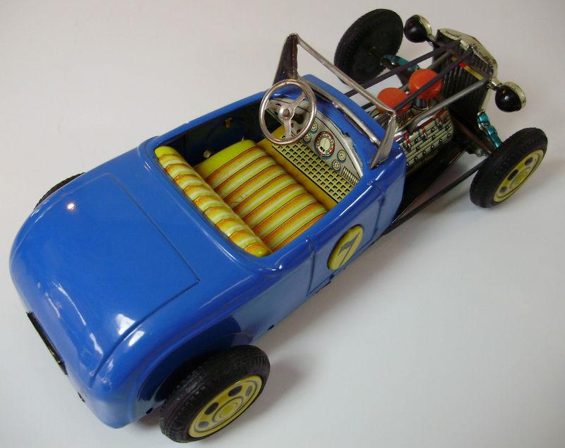 Hot Rod Tôle Bandai - 1950's Kgrhqz23