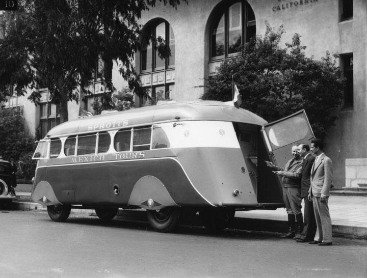 Autobus retro La20s710