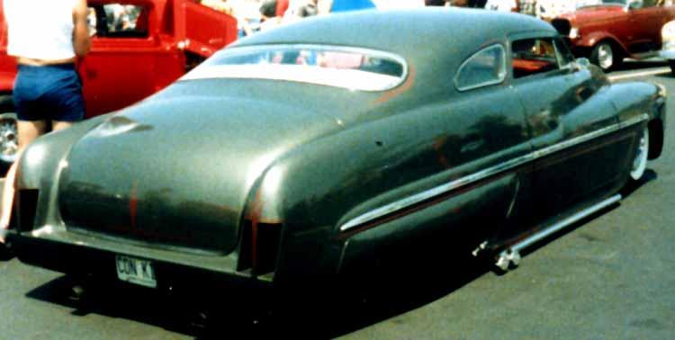 Mercury 1949 - 51  custom & mild custom galerie Law11110