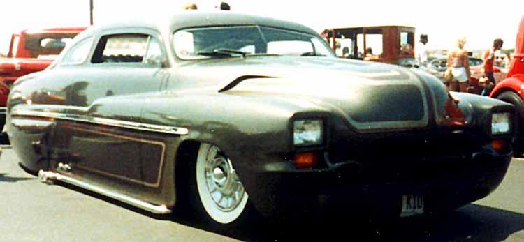 Mercury 1949 - 51  custom & mild custom galerie Law11210