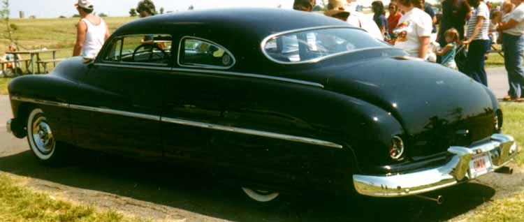 Mercury 1949 - 51  custom & mild custom galerie Law12310