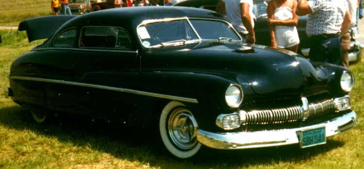 Mercury 1949 - 51  custom & mild custom galerie Law12410