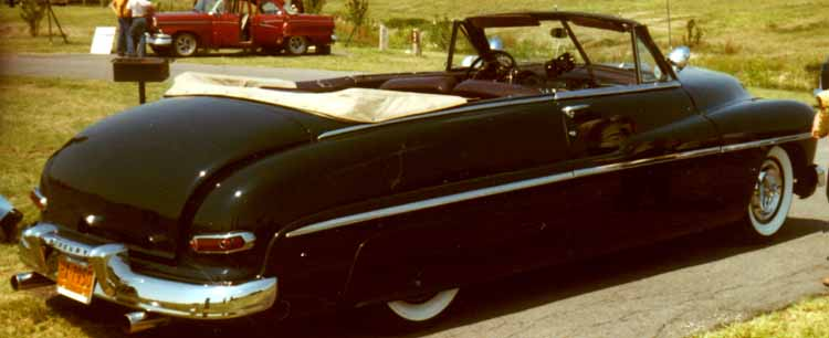 Mercury 1949 - 51  custom & mild custom galerie Law12710