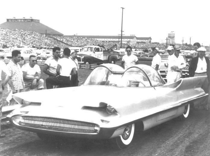 Lincoln Futura 1955 Lincol11