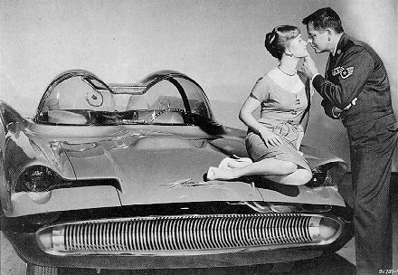 Lincoln Futura 1955 Lincol12