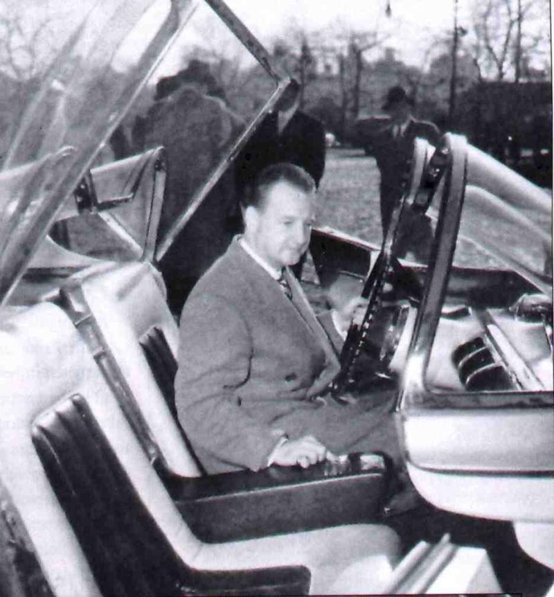 Lincoln Futura 1955 Lincol13