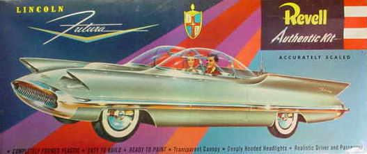 Lincoln Futura 1955 Lincol15