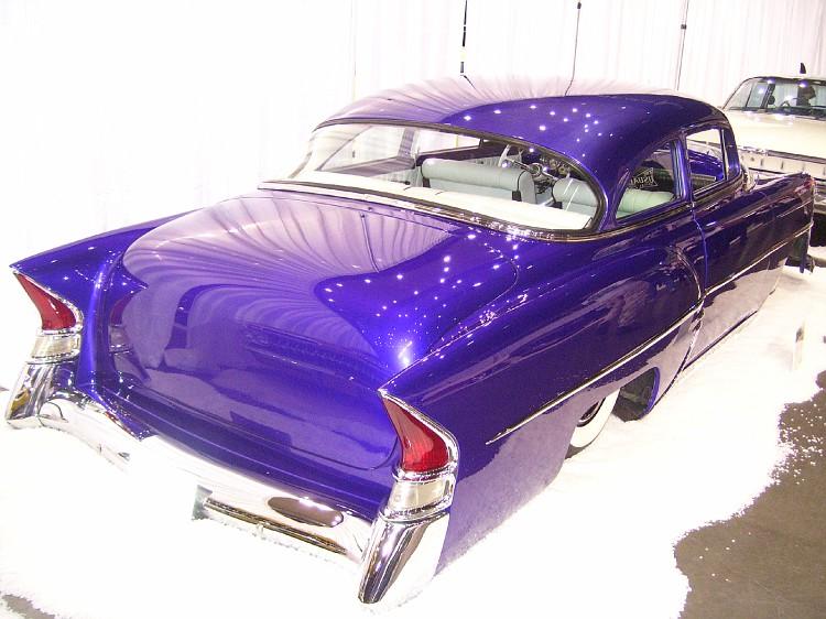 Chevy 1953 - 1954 custom & mild custom galerie Longbe11