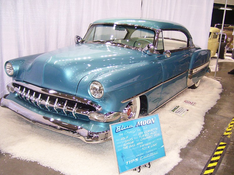 Chevy 1953 - 1954 custom & mild custom galerie - Page 5 Longbe12
