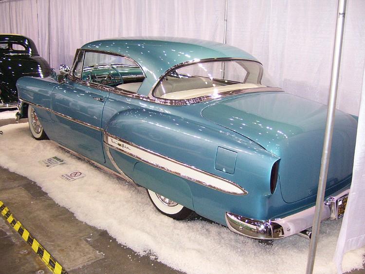 Chevy 1953 - 1954 custom & mild custom galerie - Page 5 Longbe13