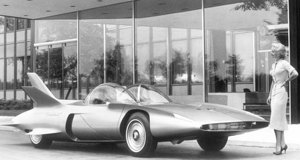Firebird 3 Concept Car Modern11
