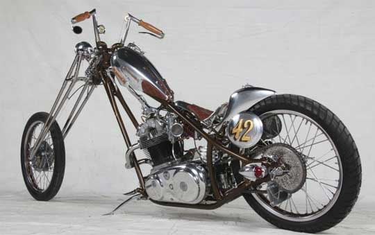 Norton Choppers Norton13