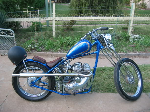 Norton Choppers Norton14