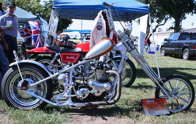 Norton Choppers Norton15