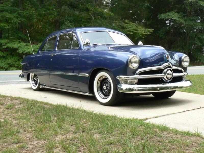 Ford 1949 - 50 - 51 (shoebox) custom & mild custom galerie P1270010