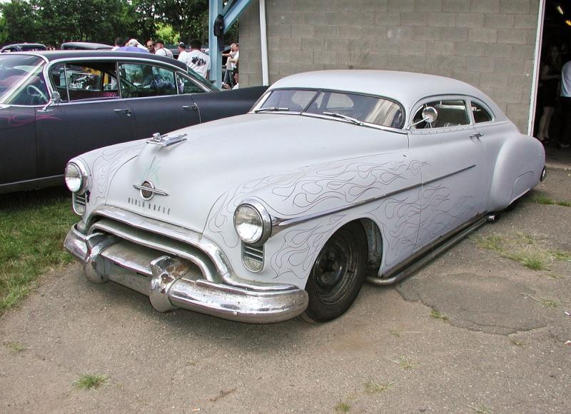Oldsmobile 1948 - 1954 custom & mild custom P7170012