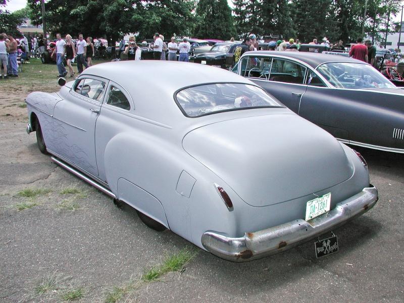 Oldsmobile 1948 - 1954 custom & mild custom P7170013