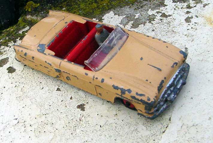 Dinky Toys Packar10