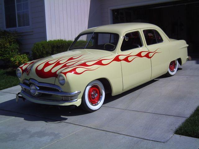 Ford 1949 - 50 - 51 (shoebox) custom & mild custom galerie Pict0010